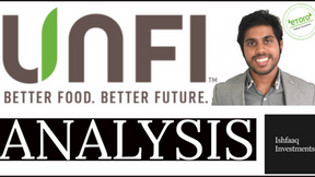 United Natural Foods Stock Analysis