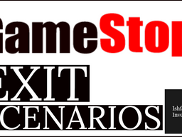 GameStop Exit Scenarios