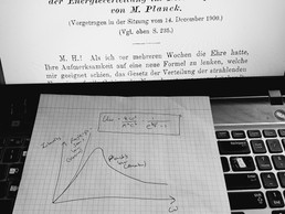 The birth of Quantum Mechanics