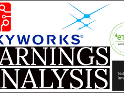 Skyworks Solutions 4Q20 Earning Analysis
