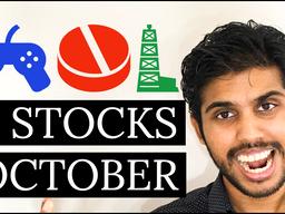 3 STOCKS I'm BUYING in OCTOBER 2019 🍁
