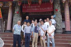 台湾慰霊巡礼の旅