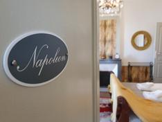 King room Napoleon