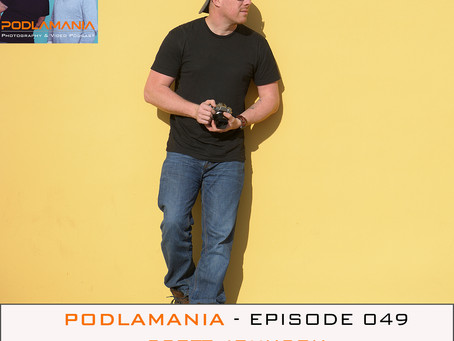 Episode 49 with the Award Winning SCOTT JOHNSON is now out folks!!