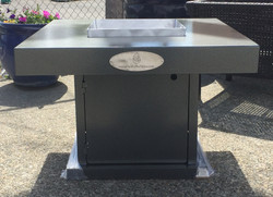 Square Chat Table