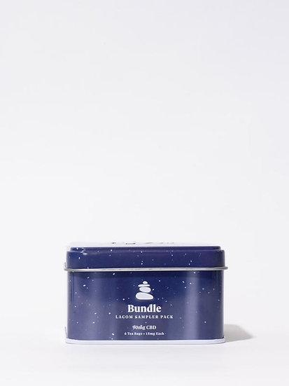 Lagom Teas | Sampler Pack