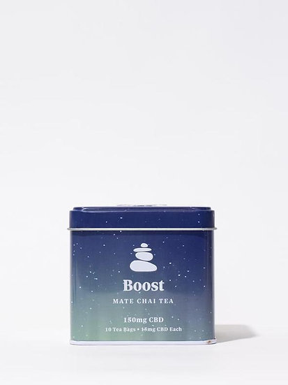 Lagom Teas | Mate Chai Tea (Boost)