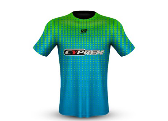 Camisetas Running Derby Full Color