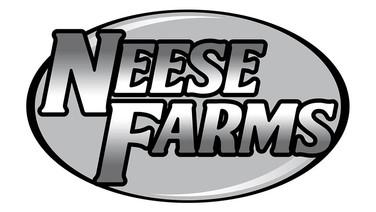 Neese Farms logo that we designed.