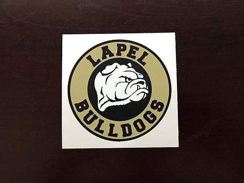 Bulldogs Decal