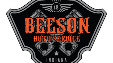 Logo that we created for an auto service in Anderson.
