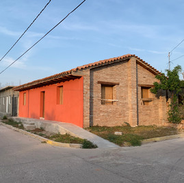 Casa Reconstruida por FAHHO