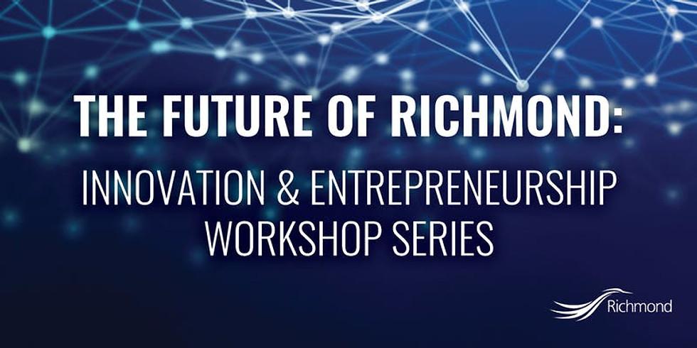 Innovation and Entrepreneurship Workshop Series: Funding 101 and Free Money