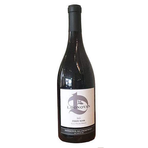 2015 L.Donovan Pinot Noir