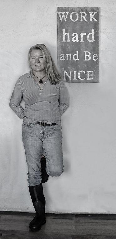 Linda Donovan winemaker
