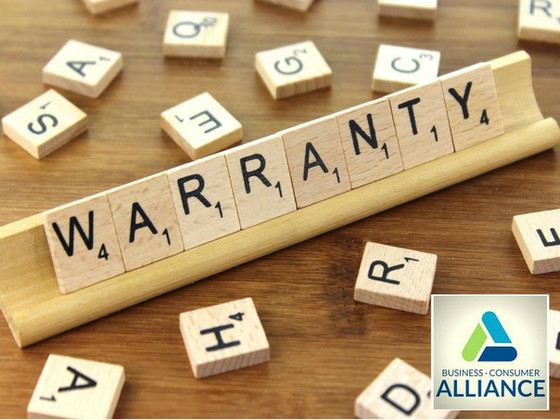 What is a home warranty (another update)