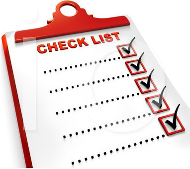 Checklist for preparing your home to sell