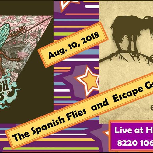Escape Goat and The Spanish Flies at Hilltop