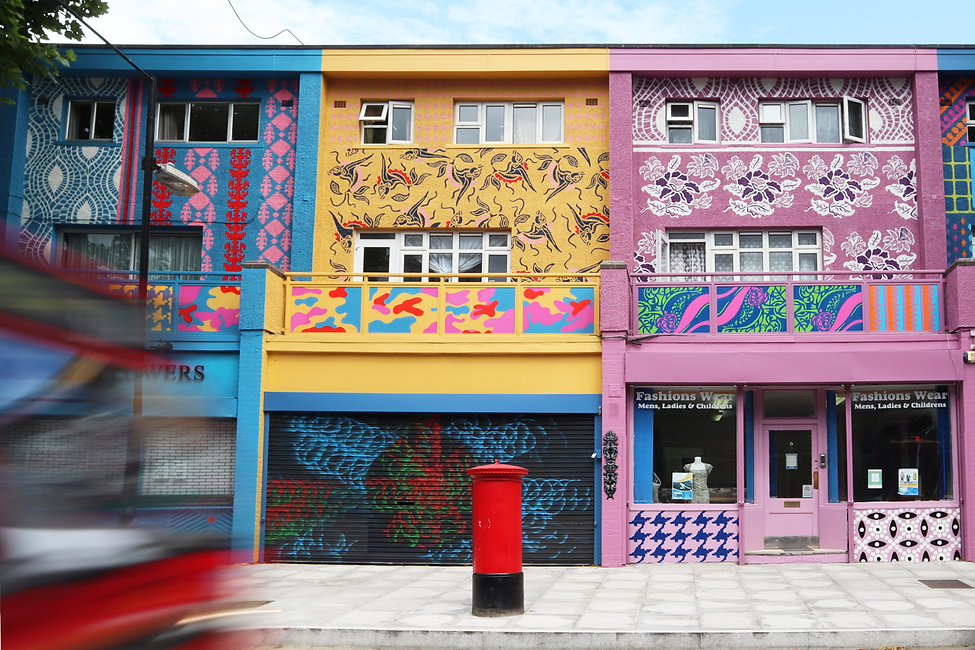Accent London - The London Mural Company
