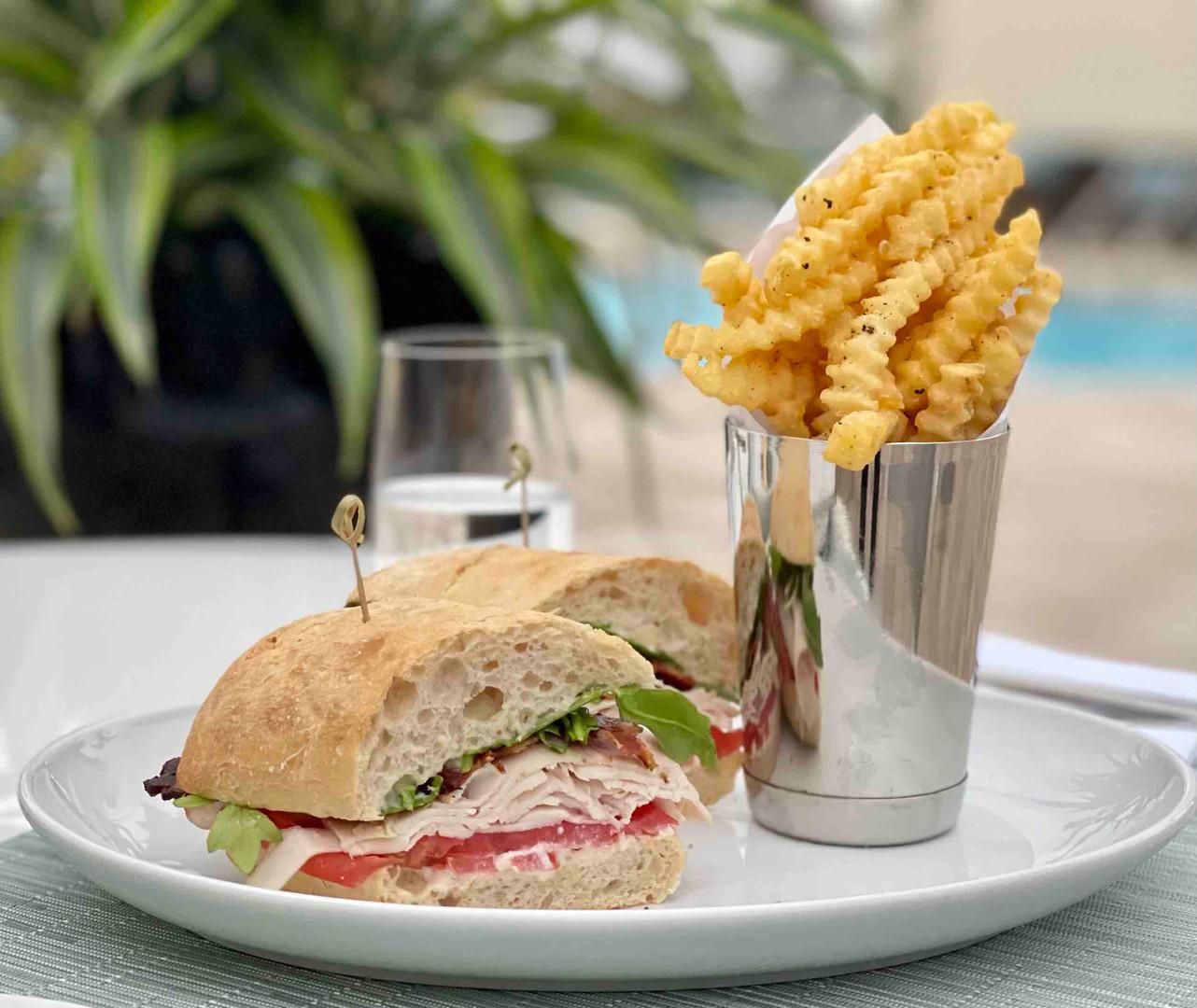 Ambassador Grill, Palm Beach - Sandwich
