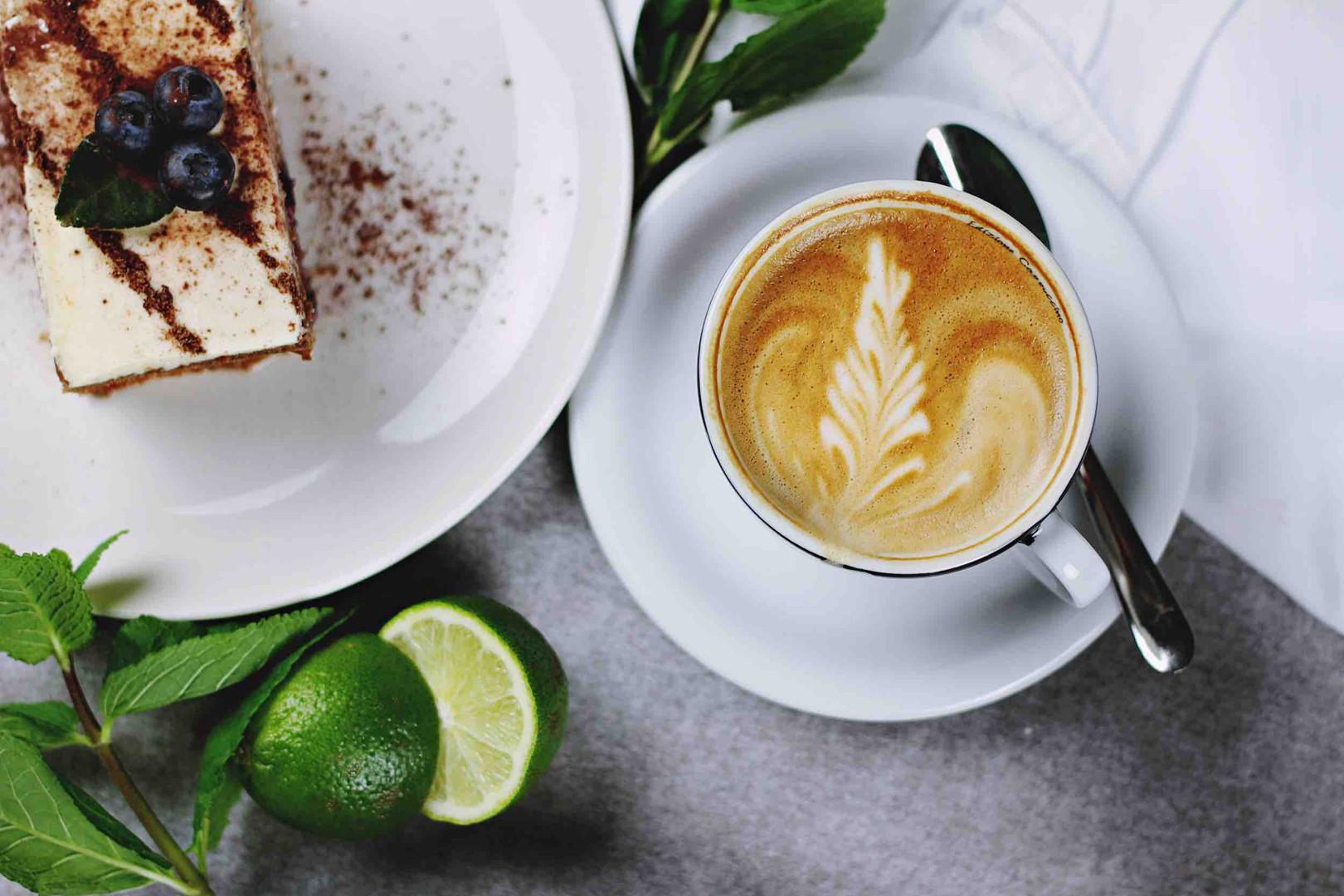 Ambassador Grill, Palm Beach - Coffee