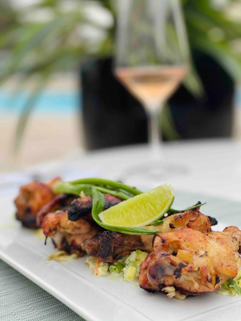 Ambassador Grill, Palm Beach - Chicken Wings