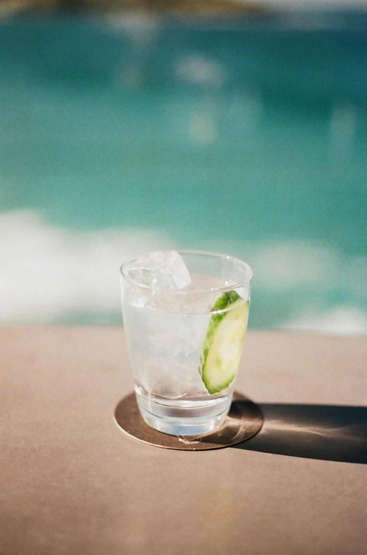 Ambassador Grill, Palm Beach - Poolside Drink