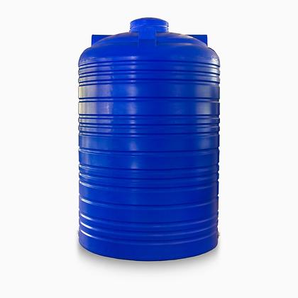 ถังเก็บน้ำบนดิน ขนาด WT-5000 ลิตร