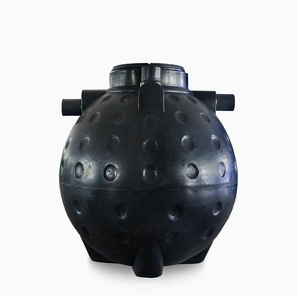 ถังบำบัดน้ำเสีย ขนาด DK-1000L