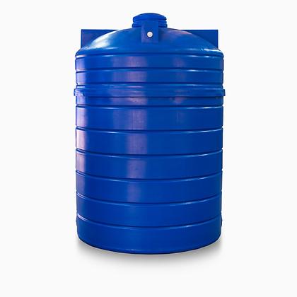 ถังเก็บน้ำบนดิน ขนาด WT-8000 ลิตร