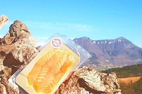 120 gr de Saumon façon Gravlax ECOSSE supérieur graines de sésame wazabi