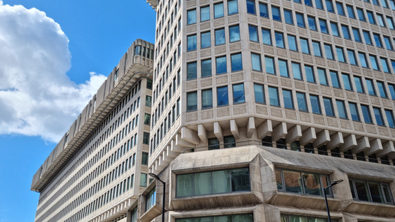 Ministry of Justice HQ, London £695m
