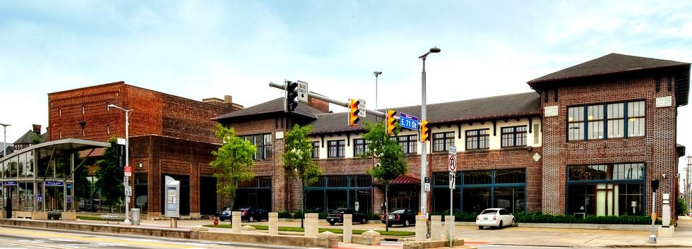Baker Electric Building, Cumberland Development, Cleveland