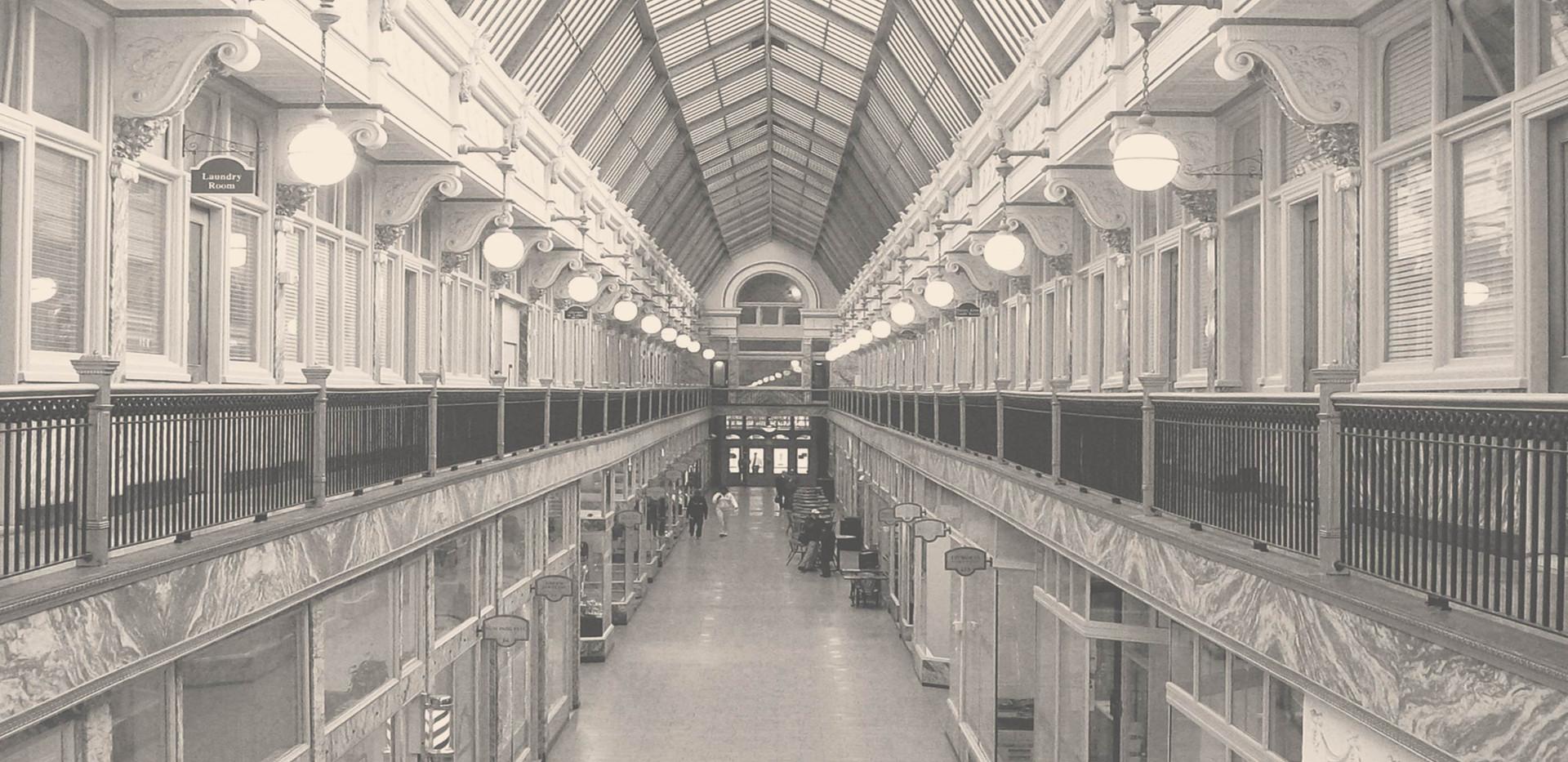 Colonial Arcade, 5th Street Arcades, Cleveland