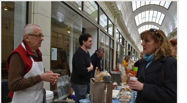 Downtown Farmers Market, 5th Street Arcades, Cleveland