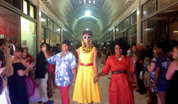 Cleveland Fashion Week, 5th Street Arcades, Cleveland