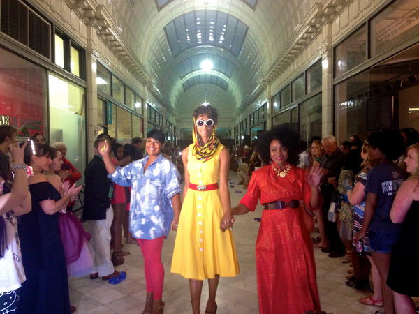 Cleveland Fashion Week, 5th Street Arcades, Cleveland