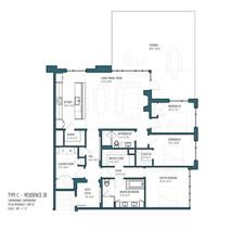 HV Type C - Residence 2B