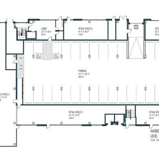 Harbor Verandas - Ground Floor