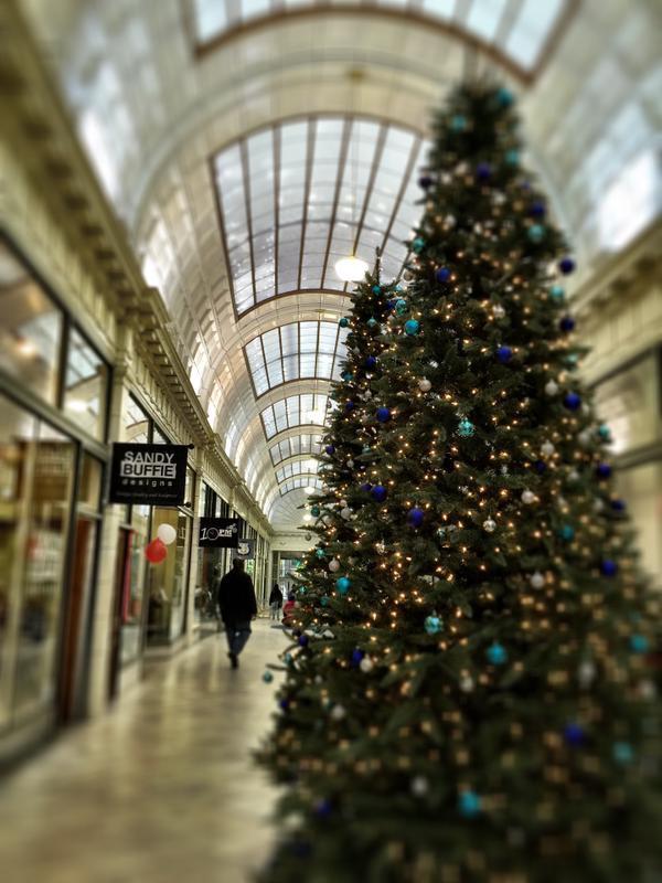 Holidays at 5th Street Arcades, Cleveland