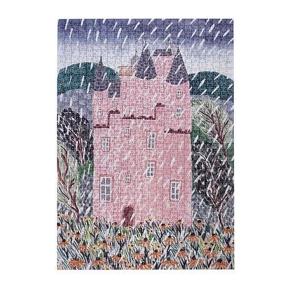 """""""Pink Castle"""" Puzzle"""