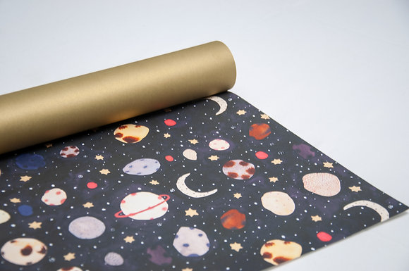 """""""Space"""" Wrap"""