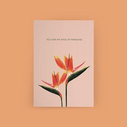 """""""My Paradise"""" Card"""