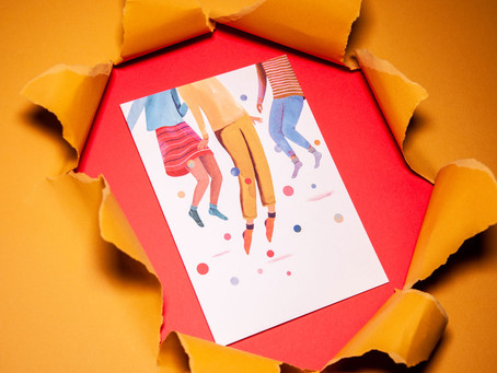 Typoriginal x Sarah Wilkins - our new greeting card collection is here!