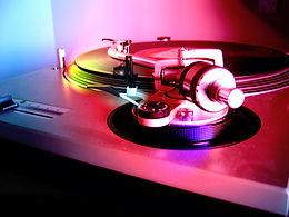 Portland Oregon Turntable DJ Mix DJ MC Emcee