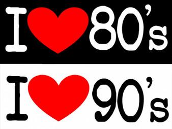 80's vs 90's Mix