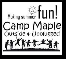 camp maple making summer fun border.png