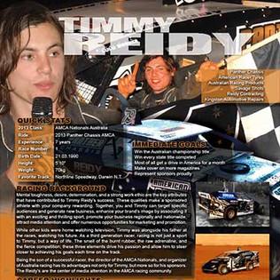 Car Racing Resume