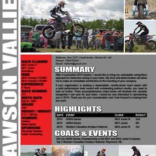 Action Sport Resume