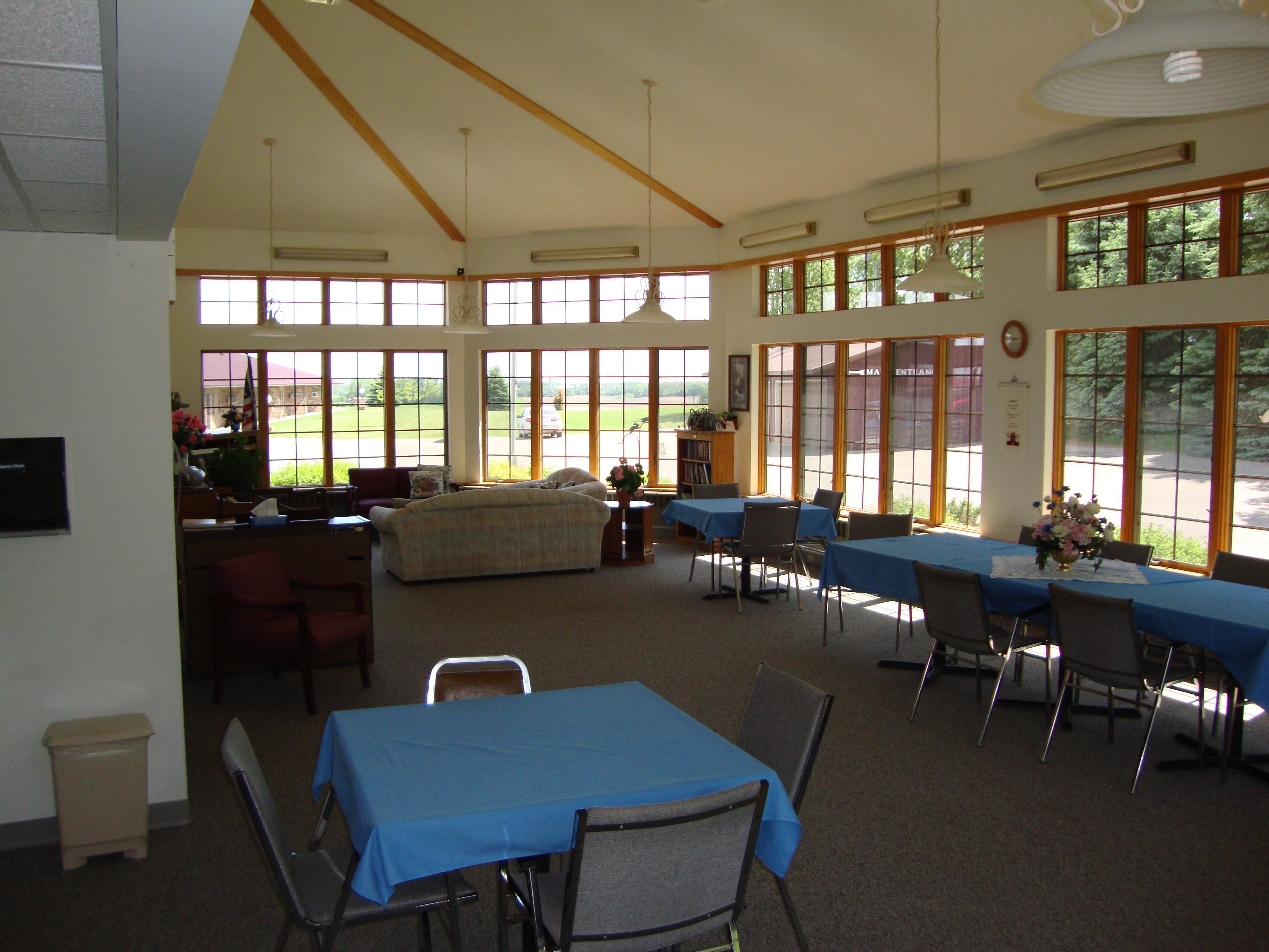 Evansville Care Campus - Sunset Room